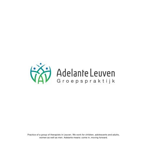 Adelante Leuven Logo