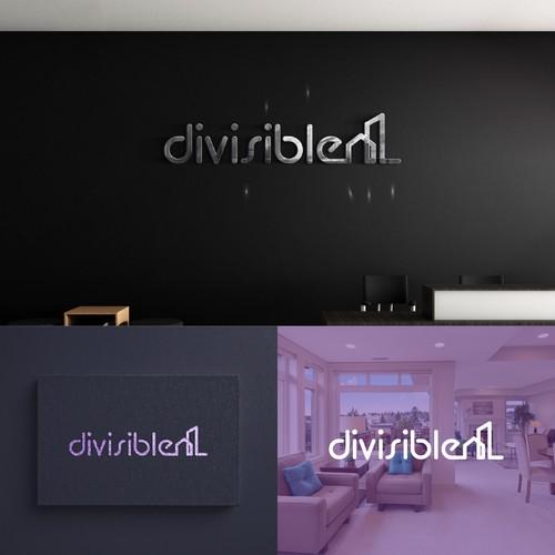 Logo design for divisible