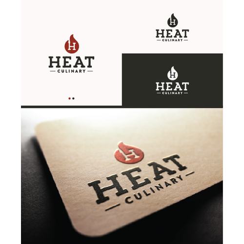 Food Truck * Culinary Storefront - Create a logo for HEATculinary setting us apart on the west coast