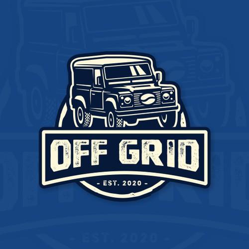 Logo proposal for Off Grid.