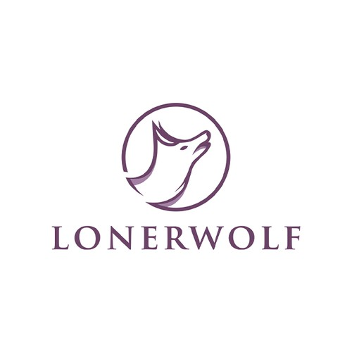 LOGO CONCEPT FOR LONERWOLF