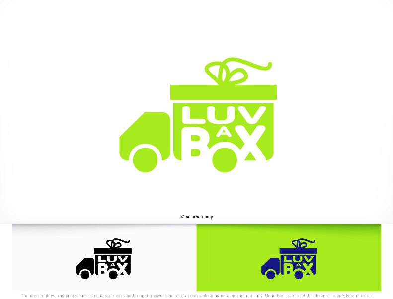 New logo wanted for LuvABox