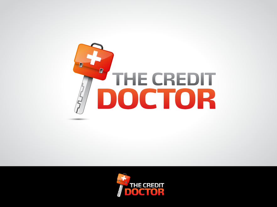 logo for The Credit Doctor