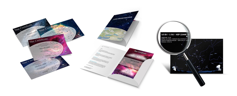 Mockup of presentation folder (Design attached)