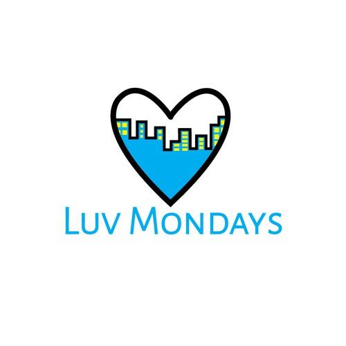 Luv Mondays Logo