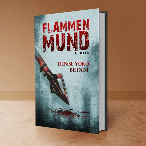 flammen mund thriller book