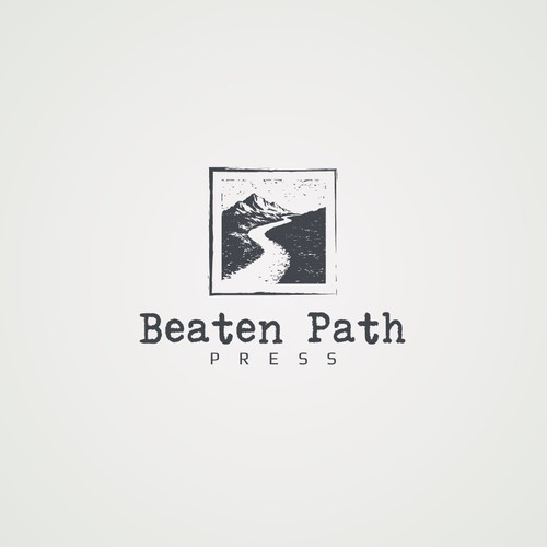 beaten press logo