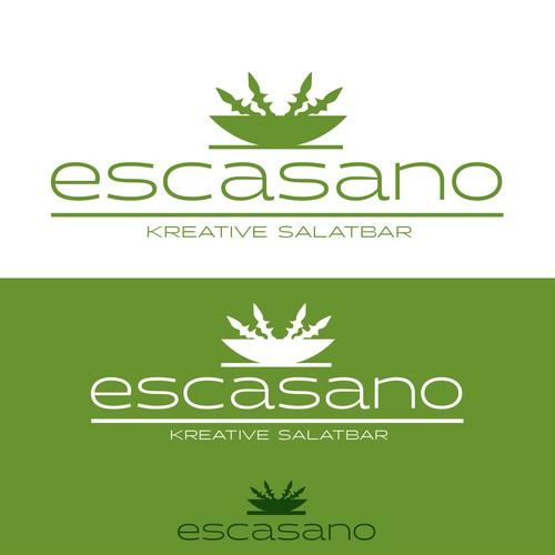 logo for a salad restaurant