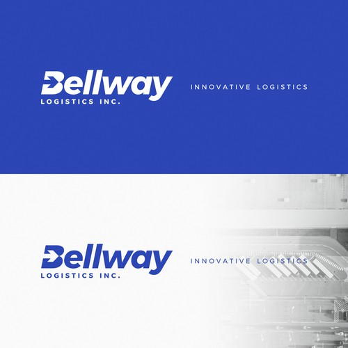 Bellway Logistics Logo Design