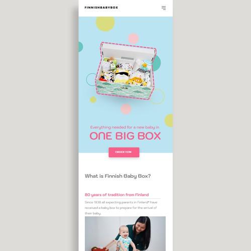 baby box website