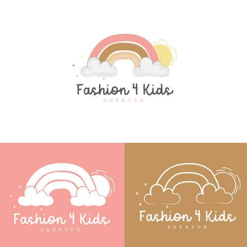 Fashion 4 Kids Logo