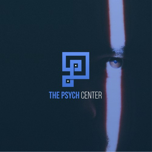 Logo for a psychotherapy center