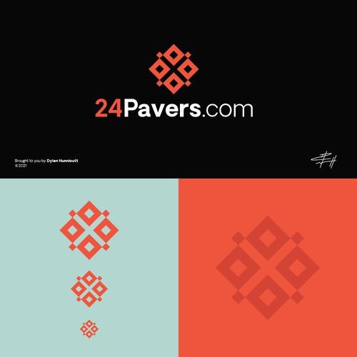 24Pavers Logo