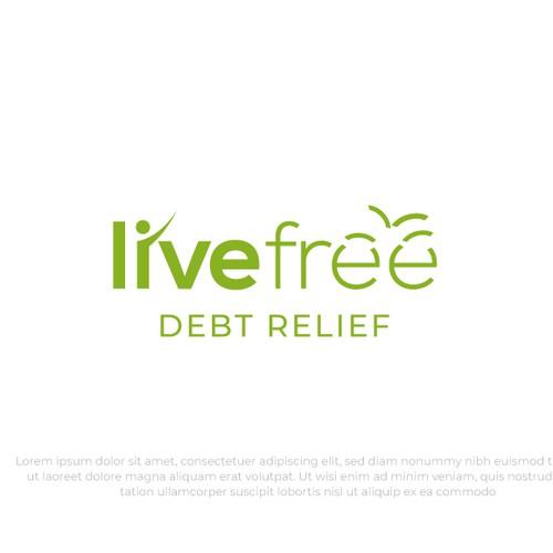 live free logo