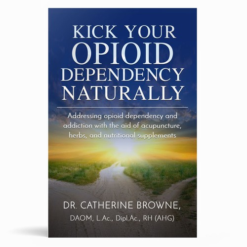 Opioid Epidemic self-help book cover