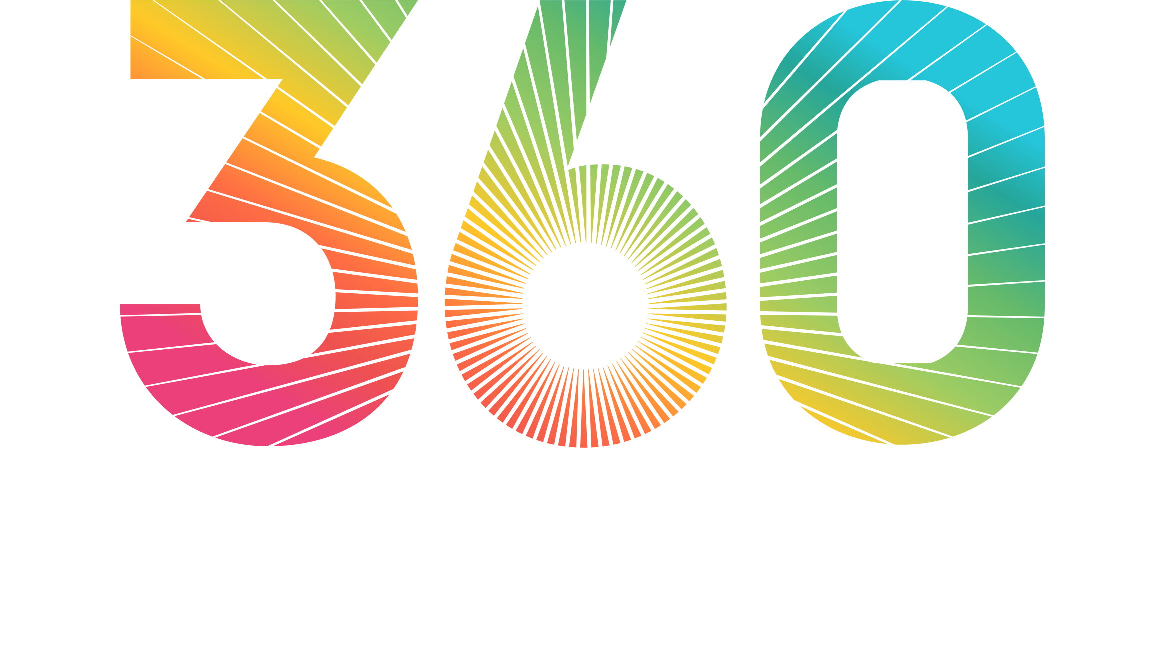 360 Magazine logo tweak