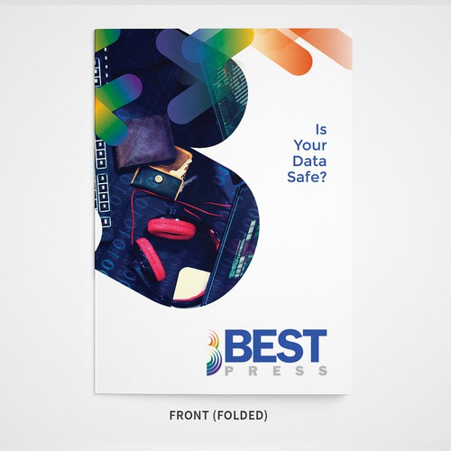 BEST PRESS Trifold Flyer