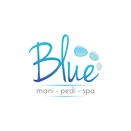 Create the next logo for Blue