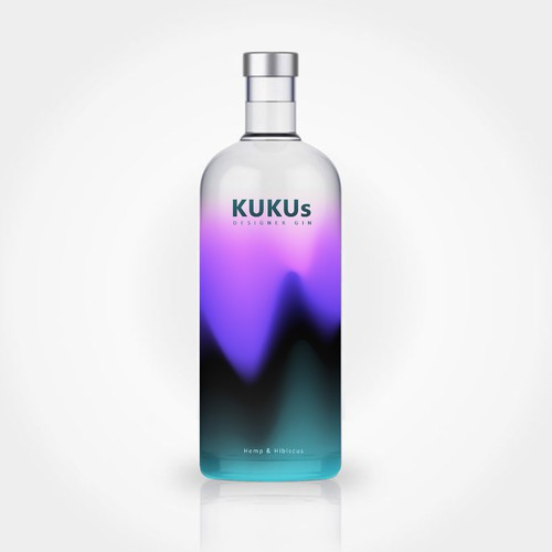 vodka bottle design