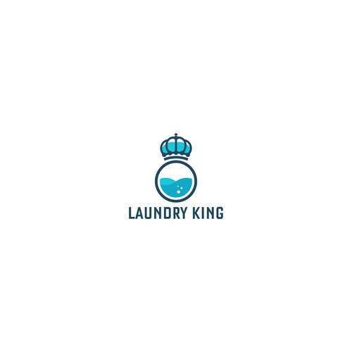 Laundry King proposal logo