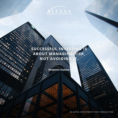 Luxury website for ALEXXA