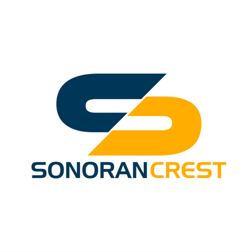 logo for sonoran crest