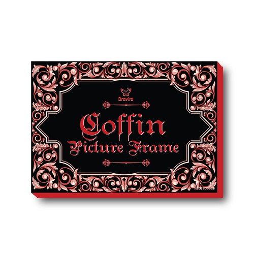 Gothic packaging for picture frame