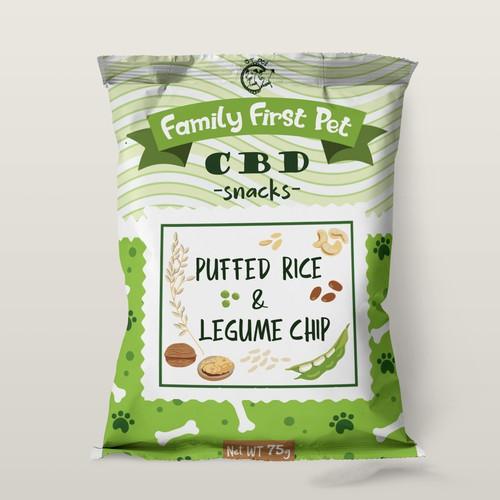 Snack bag concept