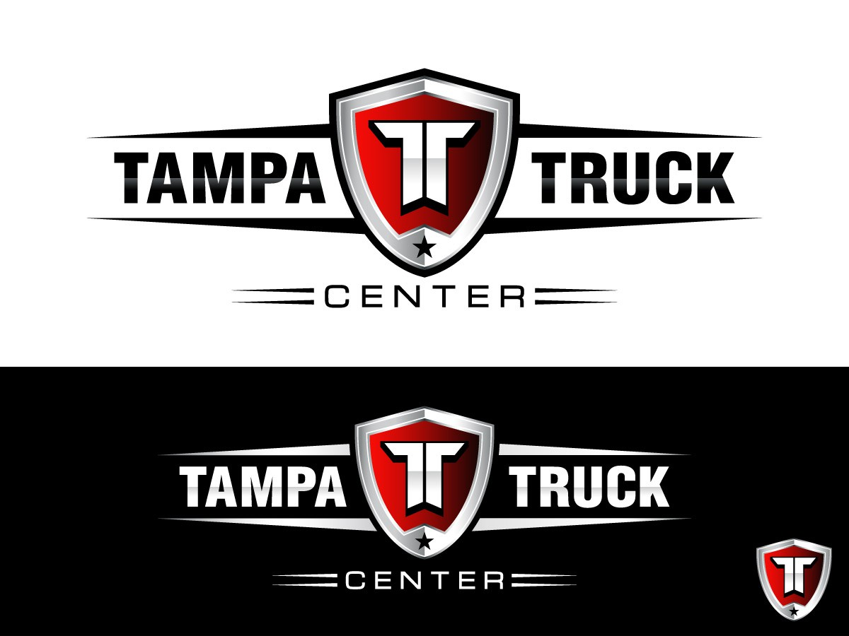 Help Tampa Truck Center with a new logo