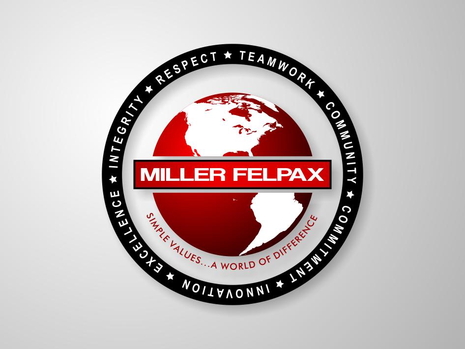 logo for Miller Felpax Corporation