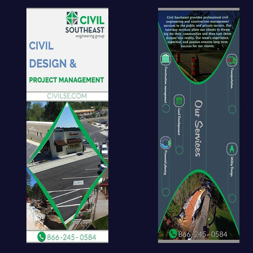 flyer design concept 2