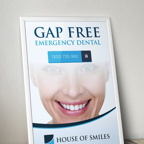 Dental Poster Design