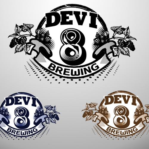 Help Devi8 Brewing with a new logo