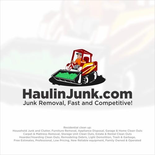 Logo for haulinjunk.com