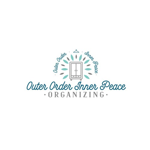 upscale logo for Outer Order Inner Peace Organizing