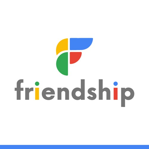 Friendly Logo for Friendship