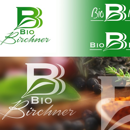 Logo for bio company