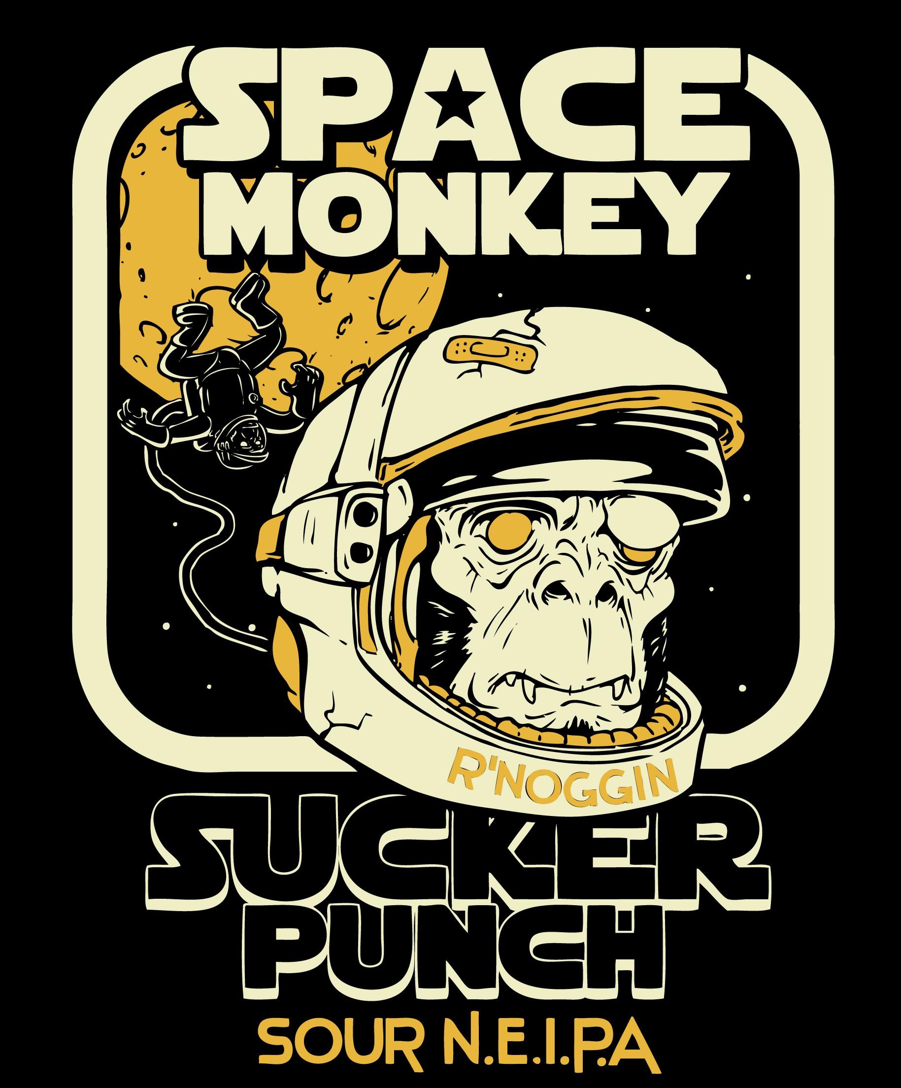 Space Monkey Sucker Punch