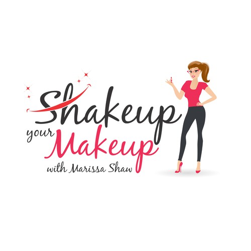 Logo for cosmetics and beauty