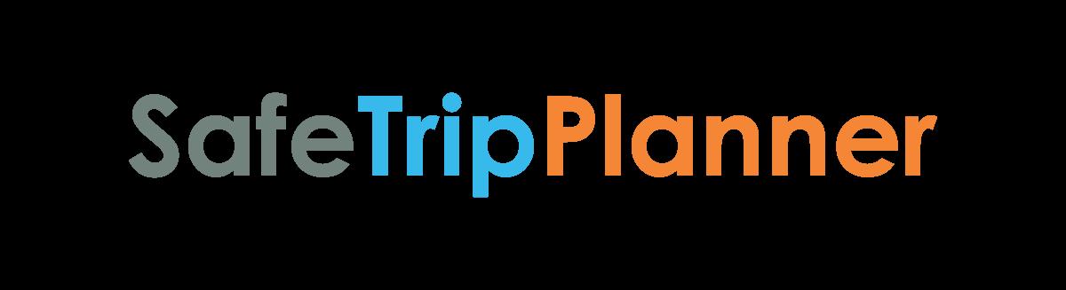 Safe Trip Planner Logo