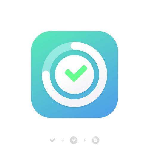 App icon design for Focus Better