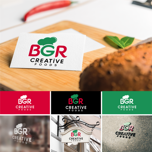 BGR Creative Food