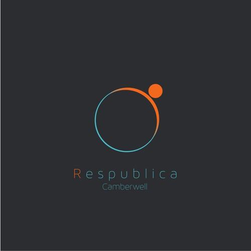 Logo concept Planet