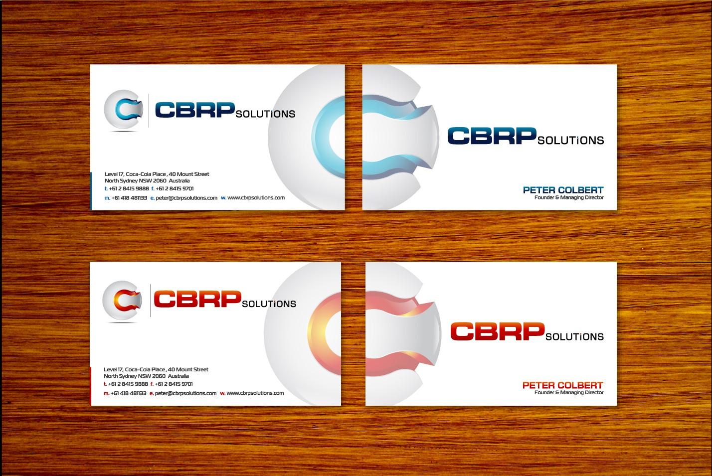 logo for CBRP Solutions