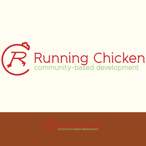 Running Chicken needs a new logo