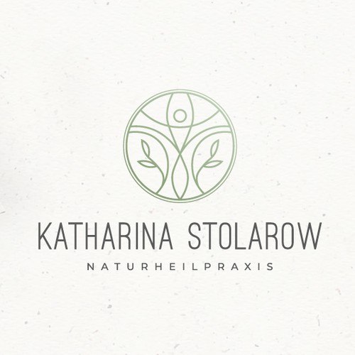 Sophisticated Logo for a Naturopath, Therapist and Nutritionist