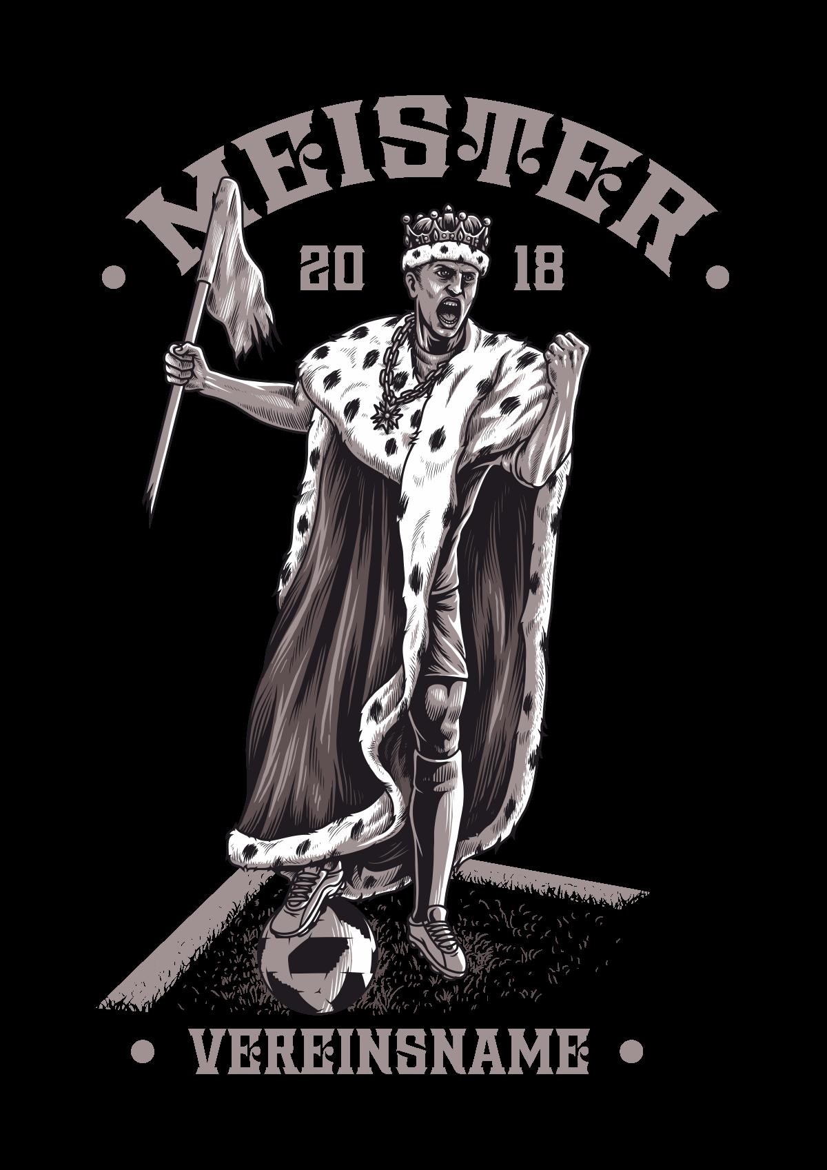 Meister Shirt Design (Championship Shirt)