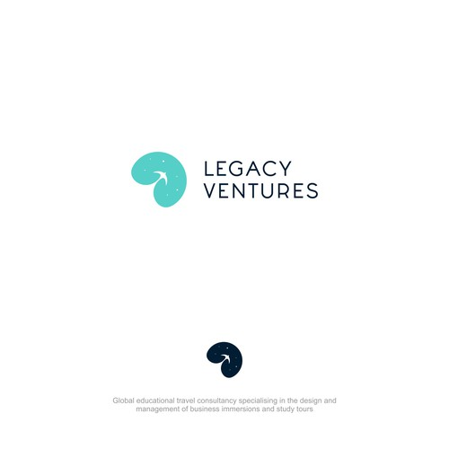 Logo design for Legacy Ventures