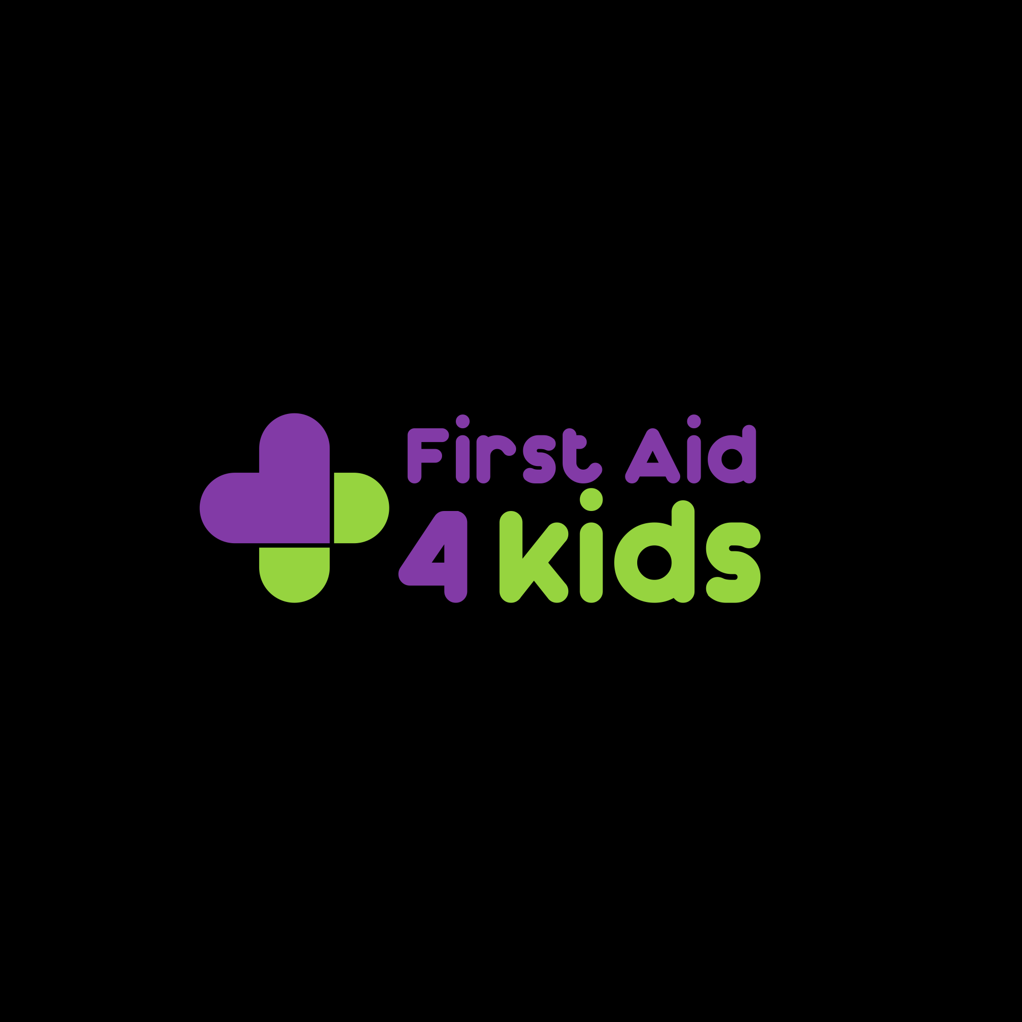 Children's first aid company needs a new logo
