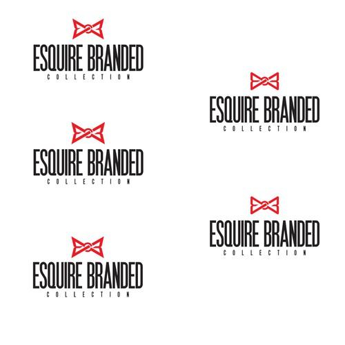 EBC bowtie concept logo